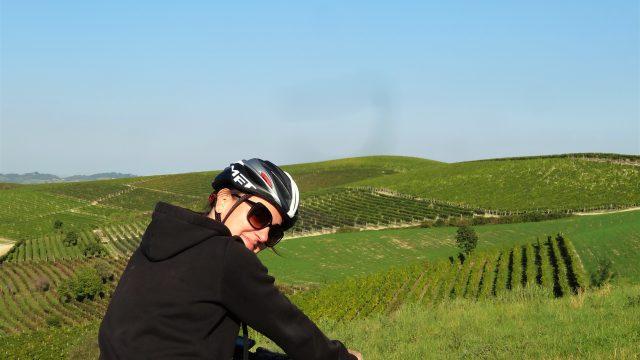 Met de ebike op pad in de Unesco wijnheuvels