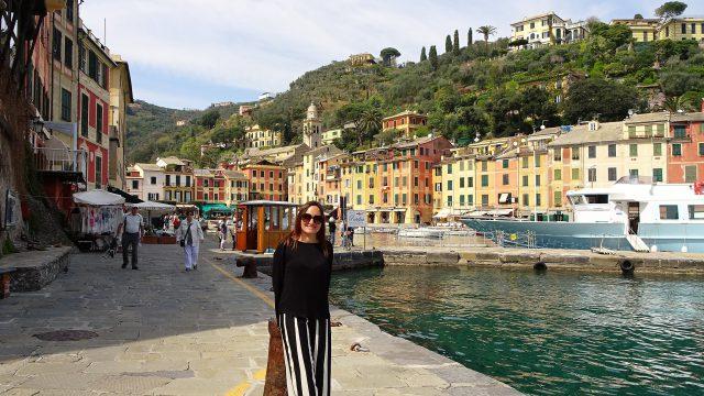 Daguitstap : boottochtje naar Portofino