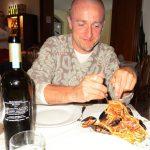 restaurant Regina Spigno Monferrato zeevruchtenpasta