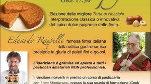 Notentaartbakwedstrijd in Spigno Monferrato