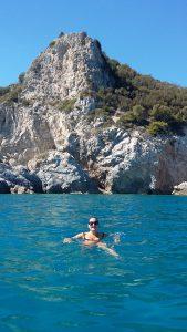 zwemmen Ligurie