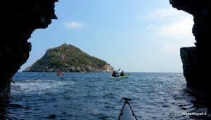 kayakken Italie