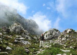 bergwandeling Piemonte