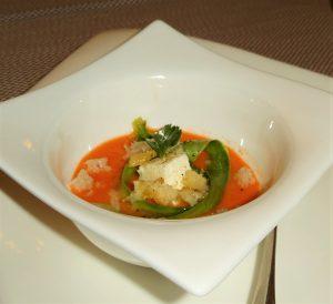 gazpacho - I Caffi in Acqui Terme