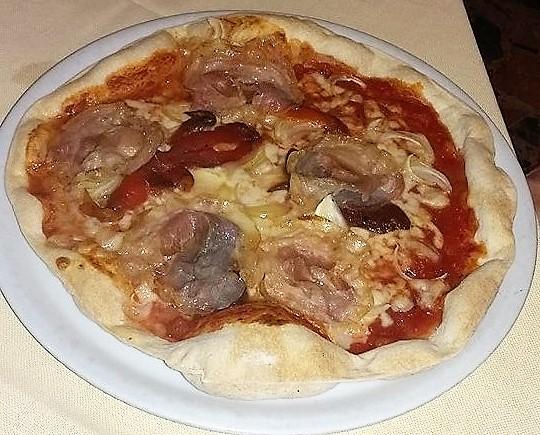 pizza piemonte