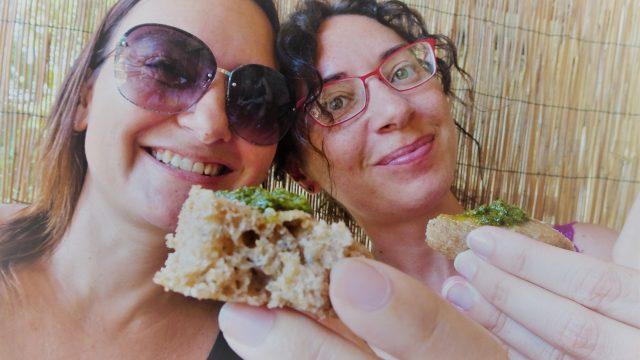 Op zoek naar eetbare planten en kruiden in Piemonte