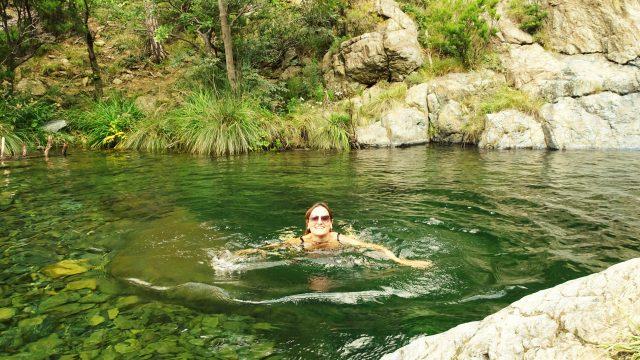 """Wandeling naar het meertje """"Lago della Tina"""" in het natuurpark Monte Beigua"""