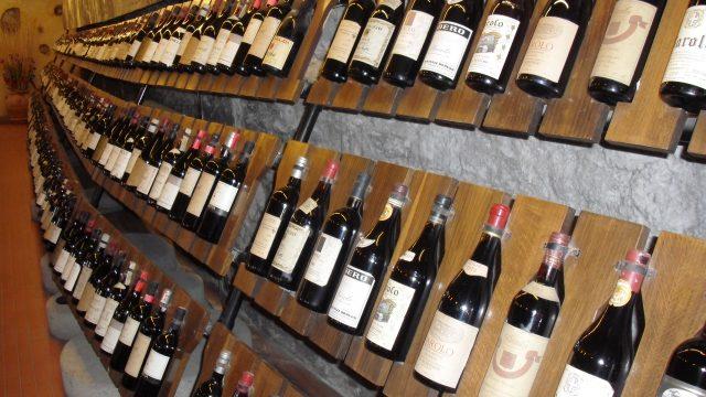 Wijn, wijn, wijn en wijn