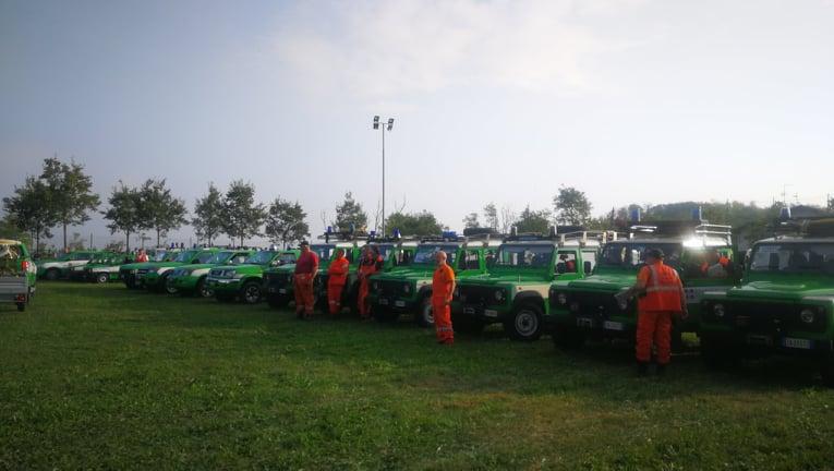 vrijwillige brandweer oefening 2