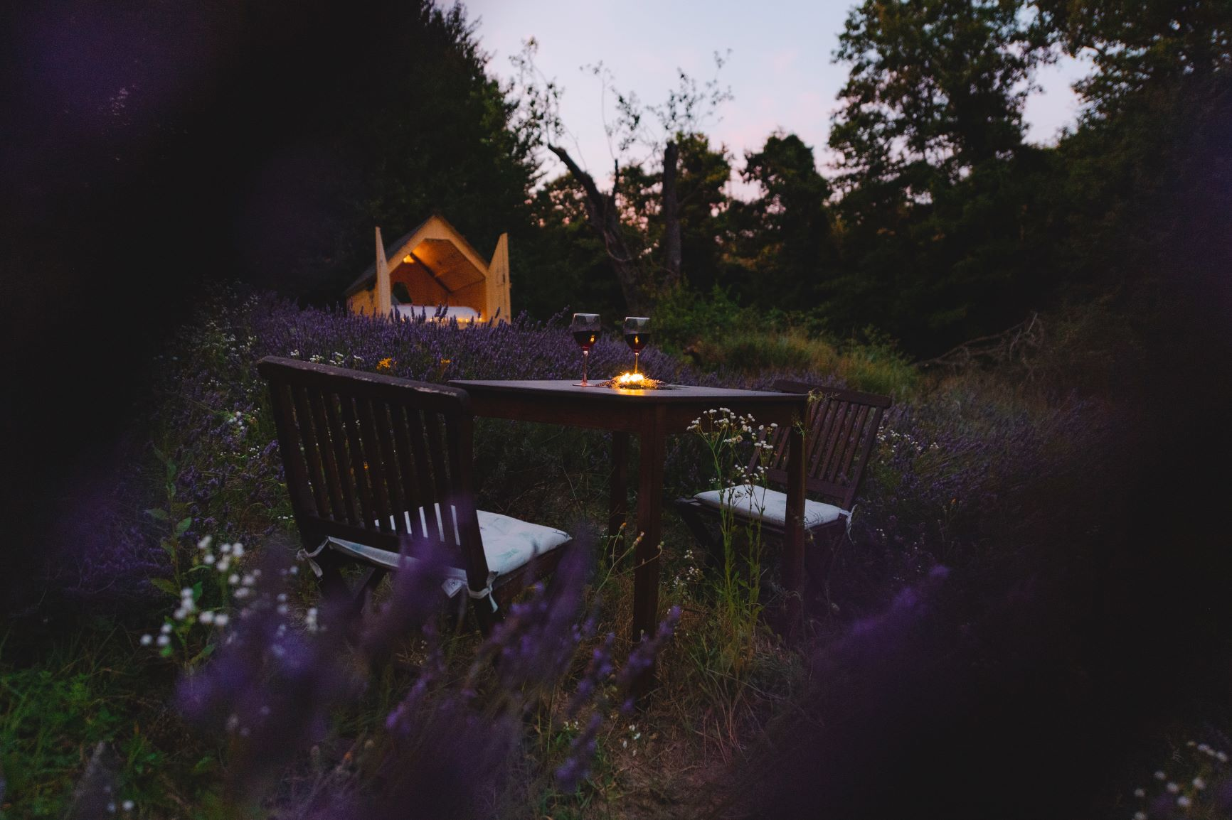 StarsBOX glamping Italy Piedmont