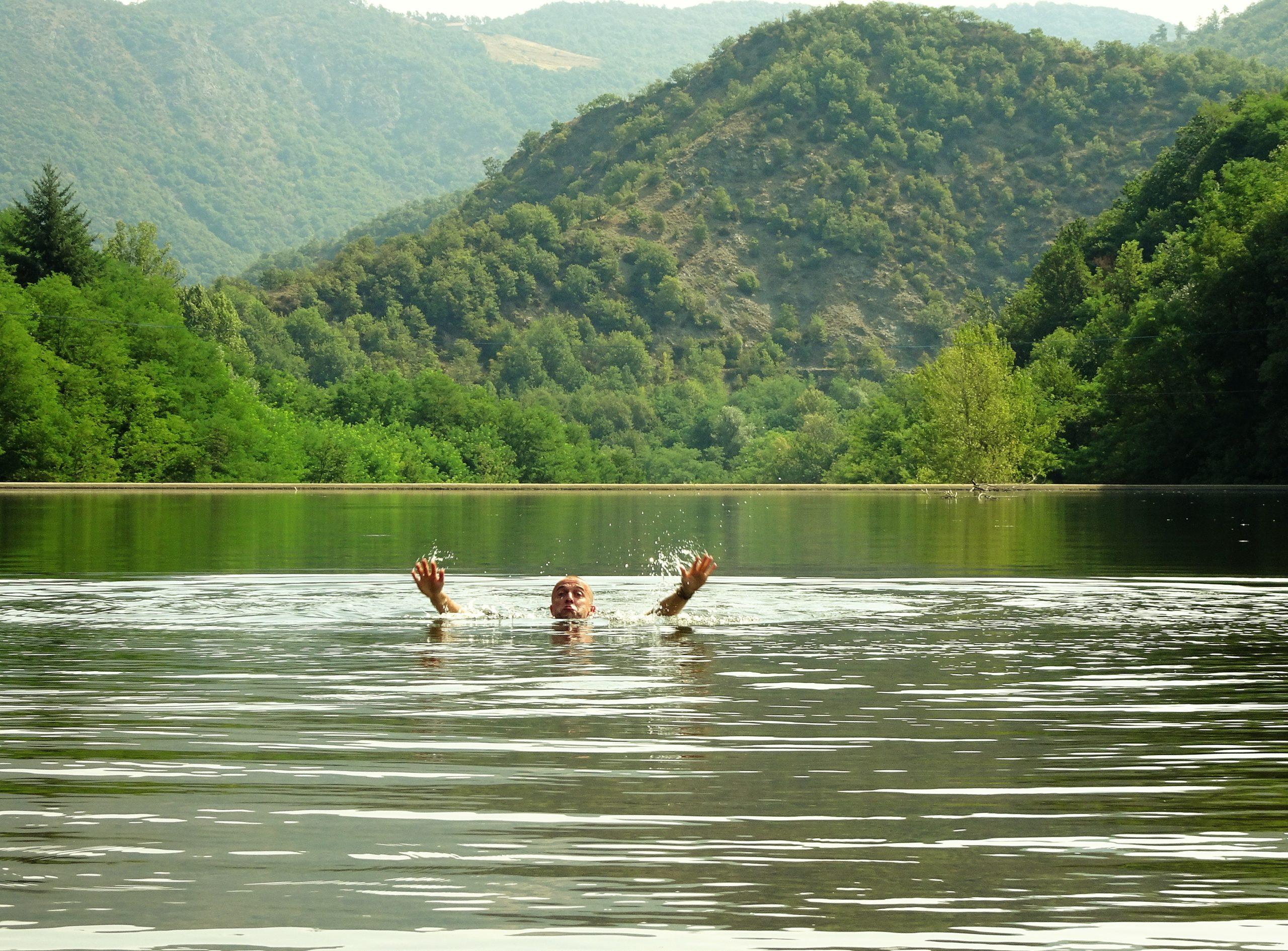 agriturismo verdita zwemmen