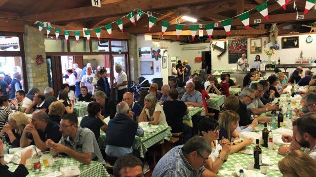 Life in a small Italian village