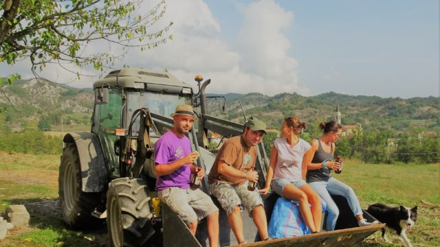 The farmers of the Bormida valley