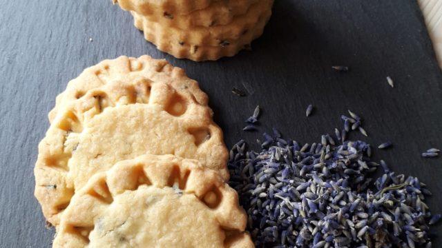 Het verhaal van de lavendelkoekjes
