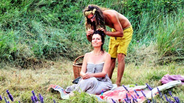 Lavendel picnic