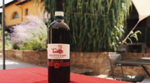 Wijn degusteren in Bio Agriturismo Tenuta Antica