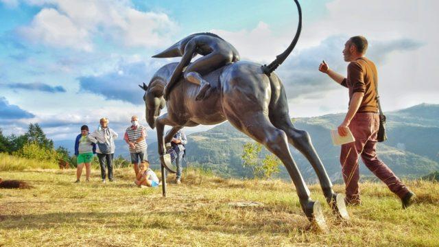 Kunstfestival in Parco d'Arte Quarelli