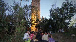 """Terug in de tijd – Deel 51: """"Onze"""" Middeleeuwse toren"""