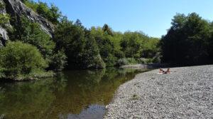 "Terug in de tijd – Deel 55: Zwemmen in de ""Lago dei Gulli"" (Sassello)"